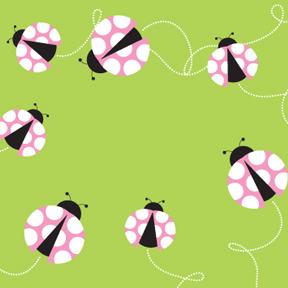 Ladybug Lawn