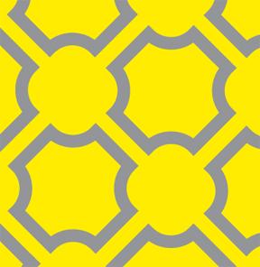 Trellis Yellow