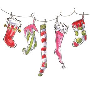 Jolly Stockings