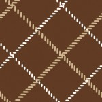 Plaid Brown