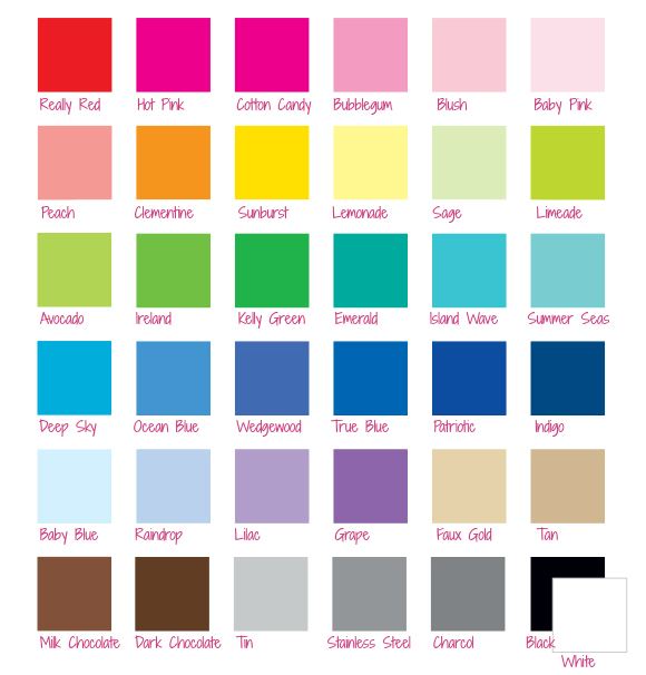 Select A Color