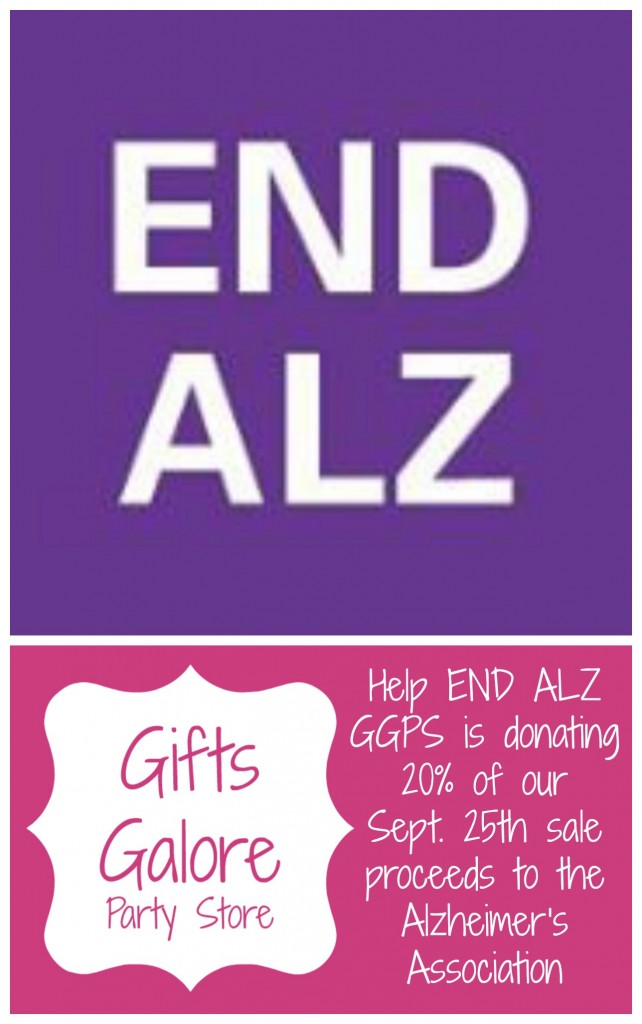 Gifts Galore End Alz