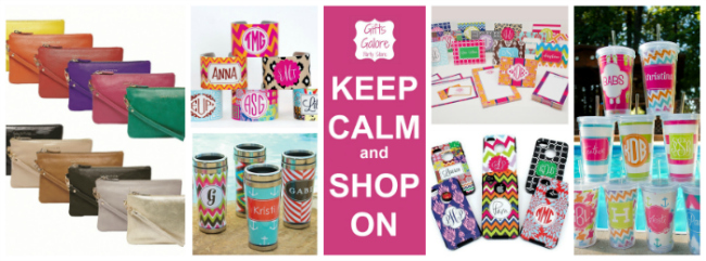Gifts Galore Keep Calm Collage