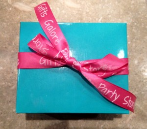 Personalized Gift Ribbon